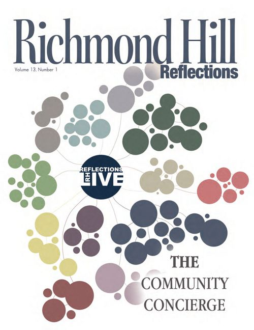 Richmond Hill Reflections Vol. 13 No. 1