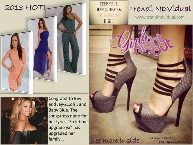 Trendi N-D-Vidal Fashion Mag!