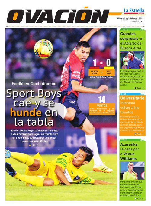 deportes 28-02-2015