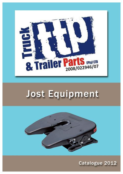 TTP Catalogue - Jost Equipment
