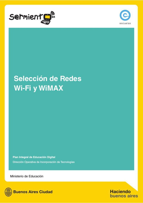 Tutorial WiMax-WiFi