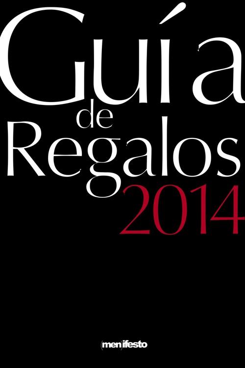 Guía de Regalos Menifesto 2014