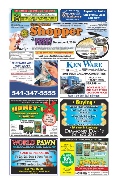 South Coast Shopper e-Edition 12-8-16