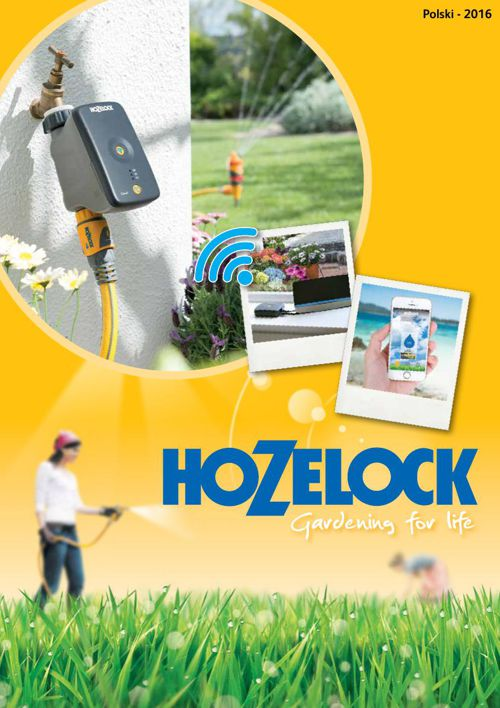 Hozelock 2016 POLISH 2016 - LOW RES