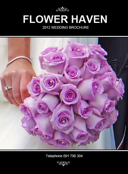 Flower Haven Wedding Brochure 2012