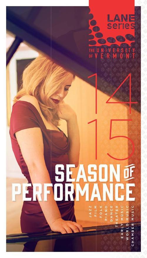 UVM Lane Series Performance Season 2014–2015