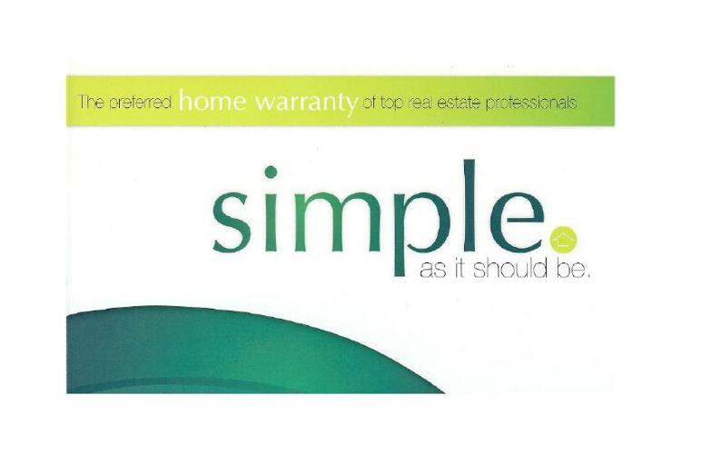 Simple Home Warranty