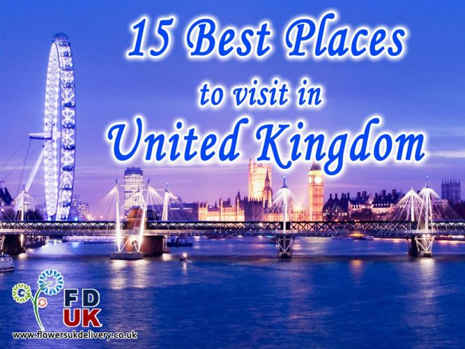 15 Best Places to visit in United Kingdom