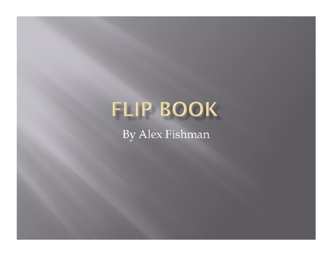 New Flip
