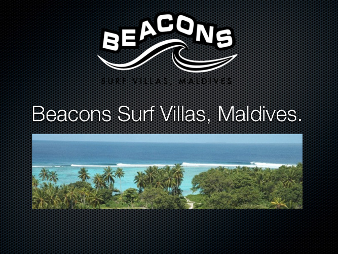 Accommodation at Beacons Surf Villas