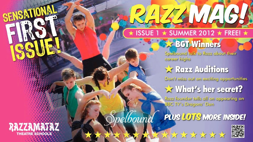 RazzMag Issue