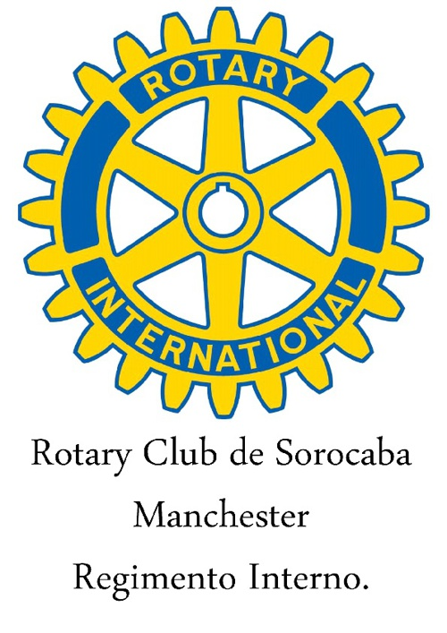 Copy of Rotary Club de Sorocaba Manchester - Regimento Interno.