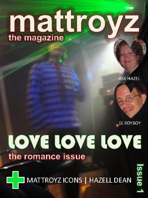Mattroyz Magazine Issue 1