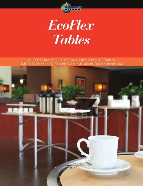 (07) EcoFlex Tables