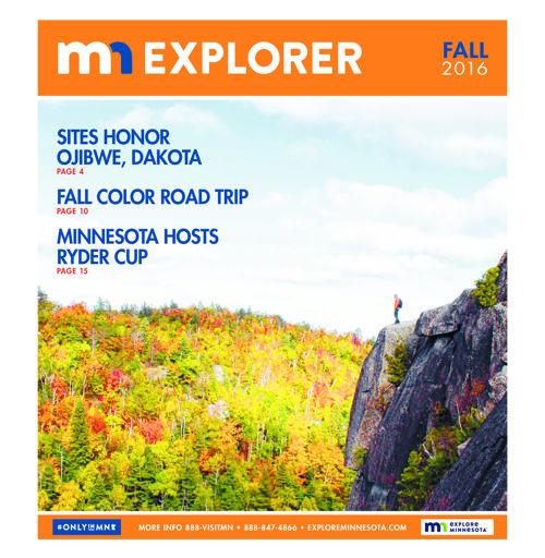MN EXPLORE FALL 2016