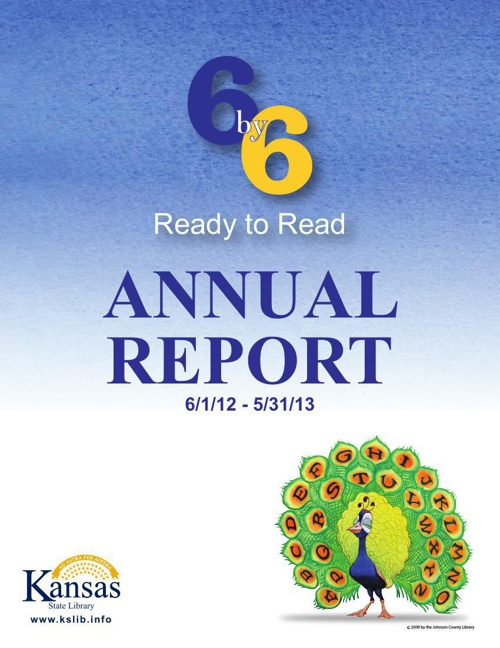 6 by 6 Ready to Read