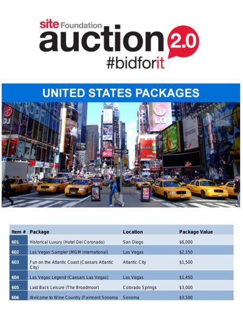 United States Catalog