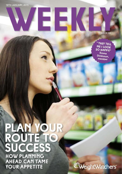 Weight Watchers Weekly - Issue 03, 2015