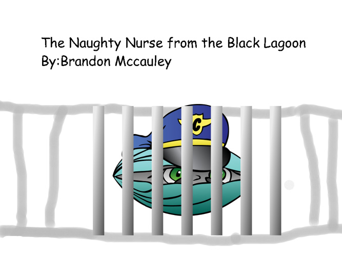 Copy of The Naughty Nurse From the Black Lagoon