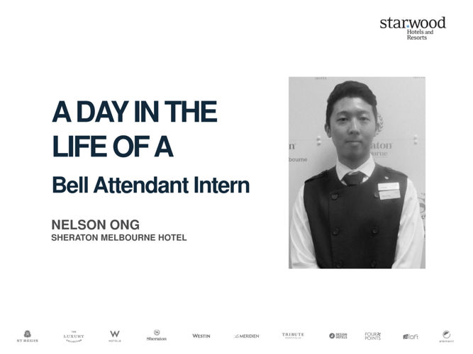 Nelson Ong - Day in the Life