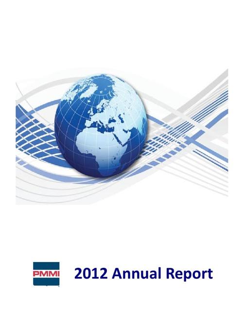 PMMI Annual Report 2012