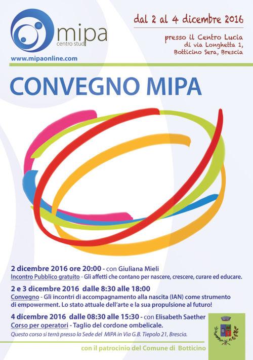 Convegno MIPA