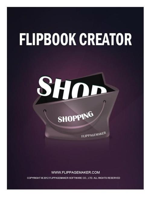 FlipBook Creator Demo