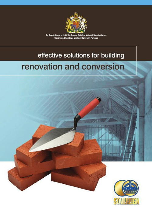 Renovation & Conversion Booklet