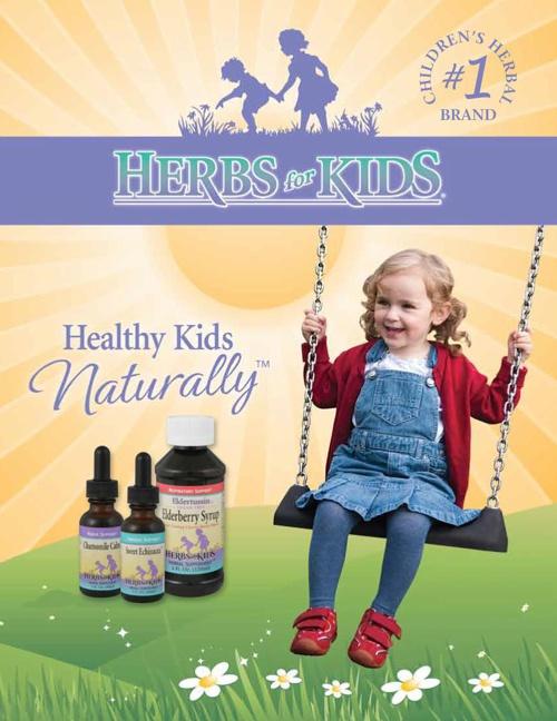 Herbs for Kids Brochure