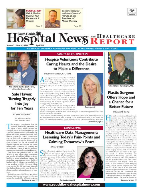 South Florida Hospita News