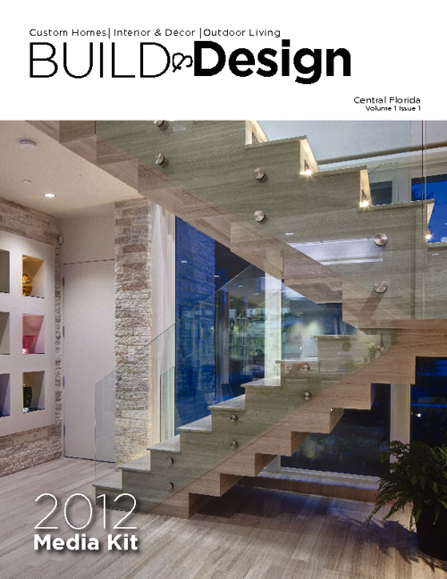 Build & Design Media Kit 2012