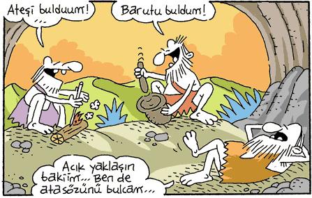 KARİKATÜR ALBÜMÜ