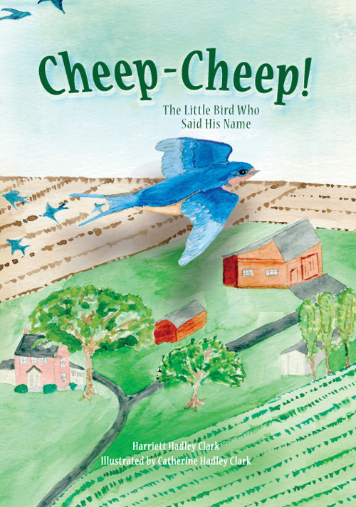 CHEEP-CHEEP! by Harriett Hadley Clark