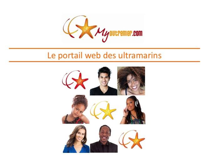 Portail web MyOutremer.com