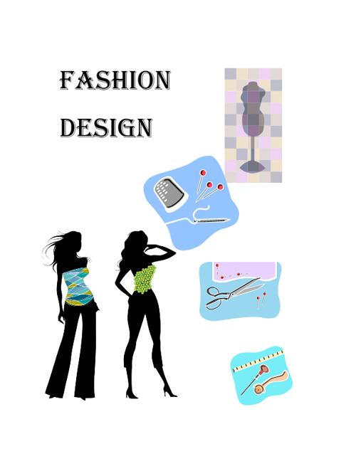 Fashion Design Drawings 2011-12