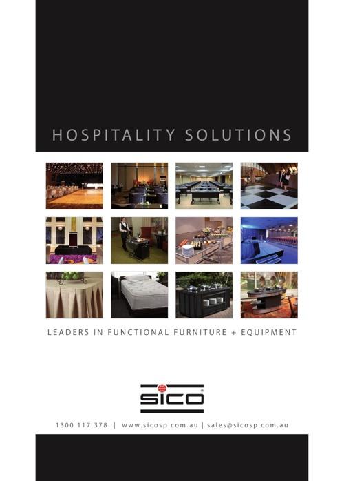 SICO Hospitality Brochure