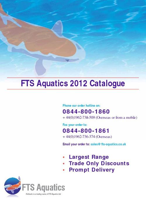 FTS Aquatics Brochure