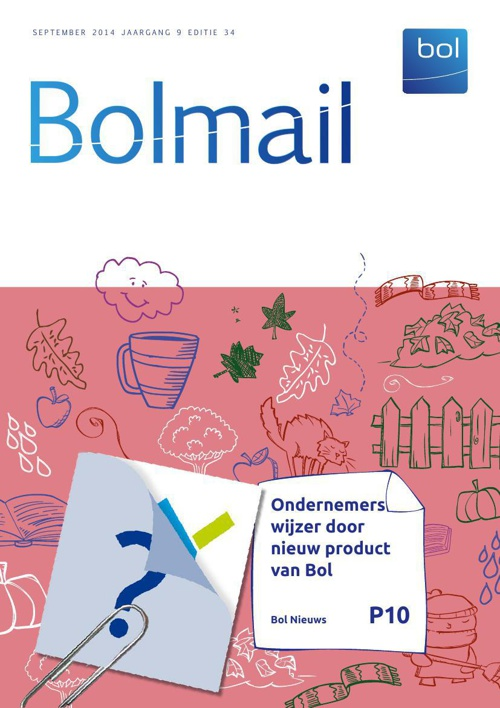 Bolmail, September 2014