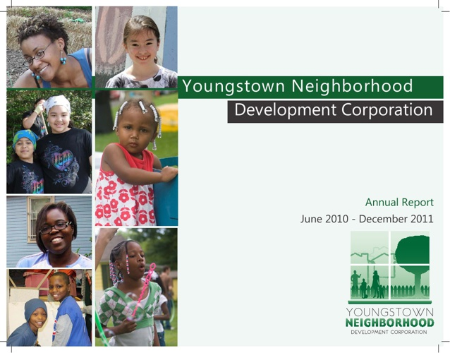 Annual Report - Youngstown Neighborhood Development Corporation