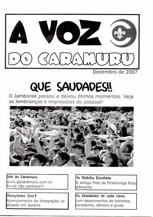 A Voz do Caramuru - dez/2007
