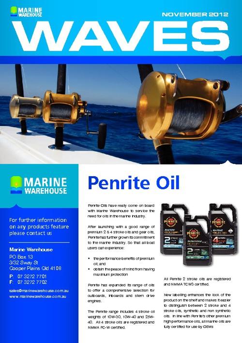 Marine Warehouse - Waves November 2012