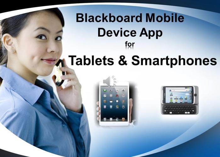 Mobile Apps for Blackboard