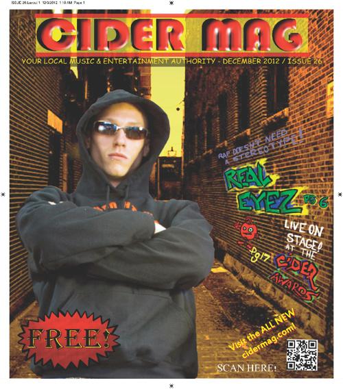 Cider Mag - December 2012
