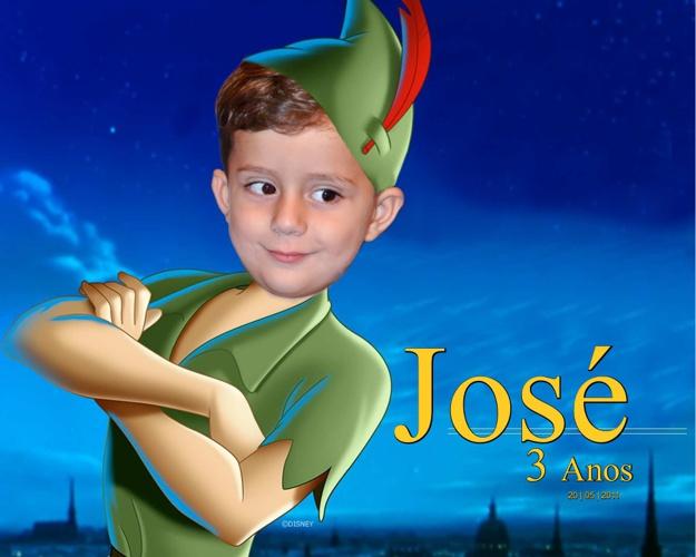 Aniversário de José - 3 Anos