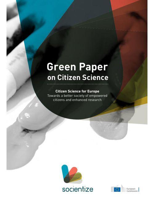 GreenPaperonCitizenScience