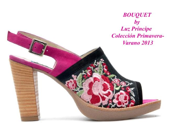 BOUQUET by Luz Príncipe