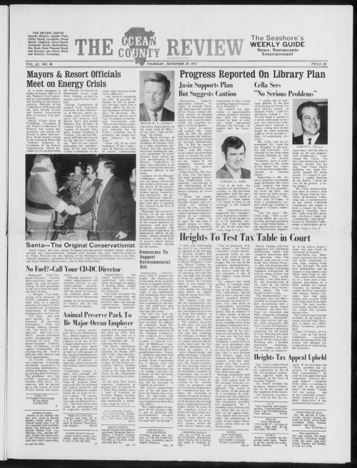 Review November 1973
