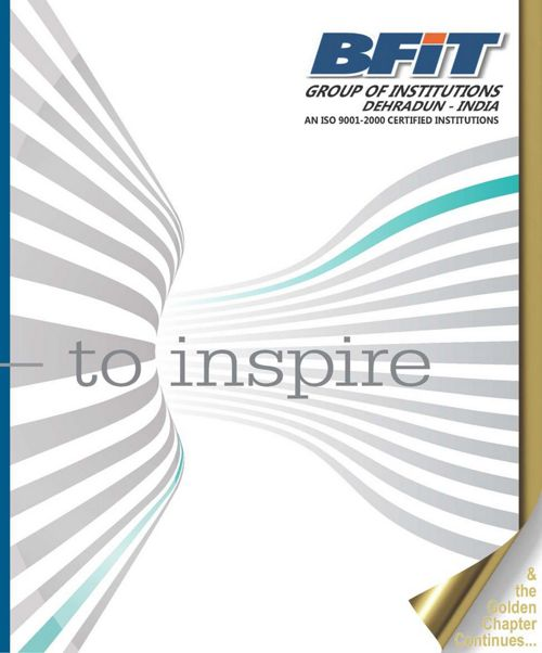 BFIT View Book