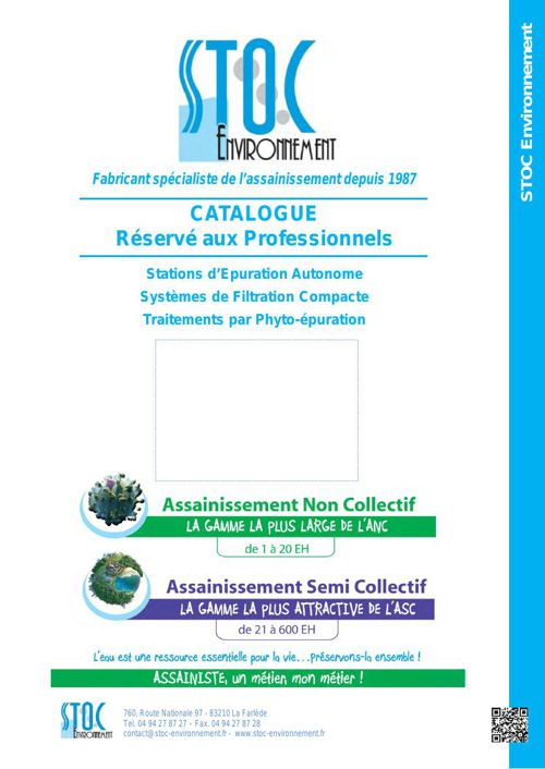 catalogue STOC