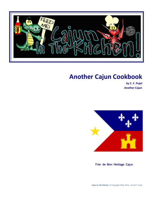Cajun In The Kitchen